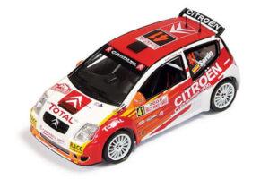 1:43 Citroën C2 S1600 | Sordo - Marti | Rallye Monte Carlo 2005