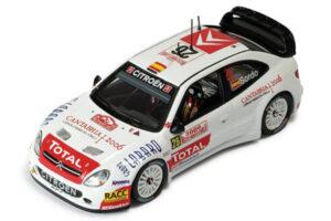 1:43 Citroën Xsara WRC | Sordo - Marti | Rallye Monte Carlo 2006