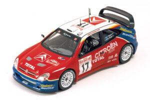 1:43 Citroën Xsara WRC | McRae - Ringer | Rallye Monte Carlo 2003