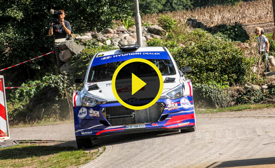 Vechtdal Rally 2020 video's