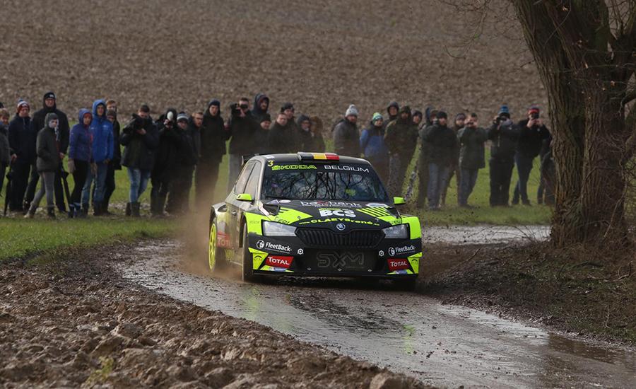 Haspengouw Rally 2021 naar eind november uitgesteld