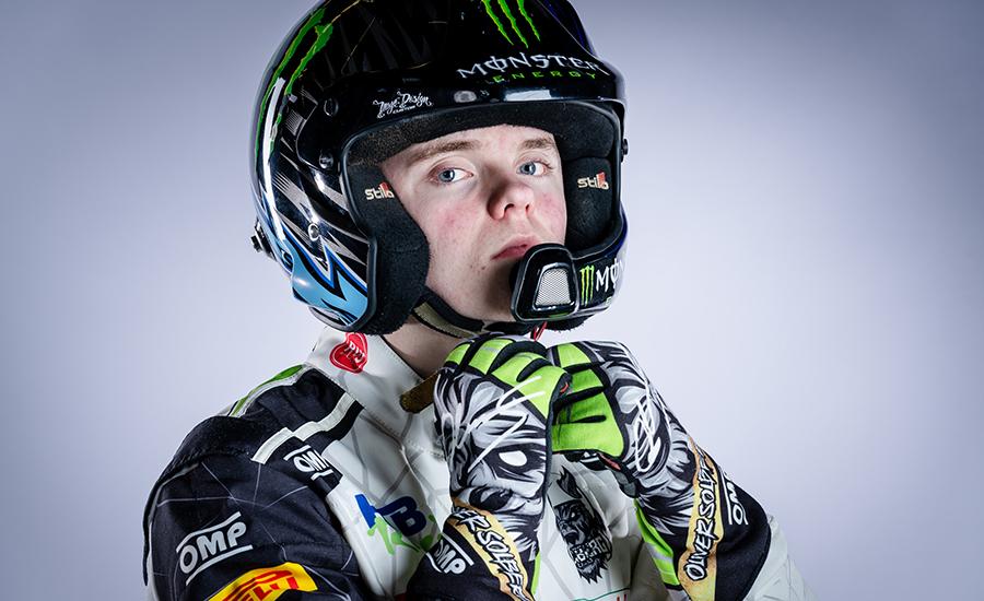 Oliver Solberg tekent bij Hyundai Motorsport