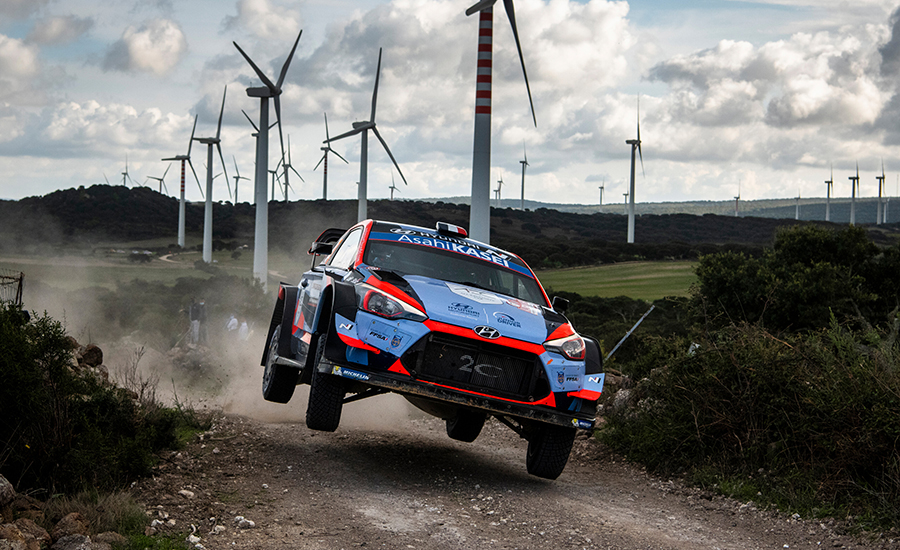 Volledig WRC-seizoen voor Loubet met Hyundai in 2021