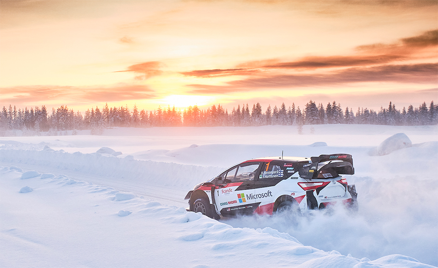 Arctic Rally Finland in WRC 2021