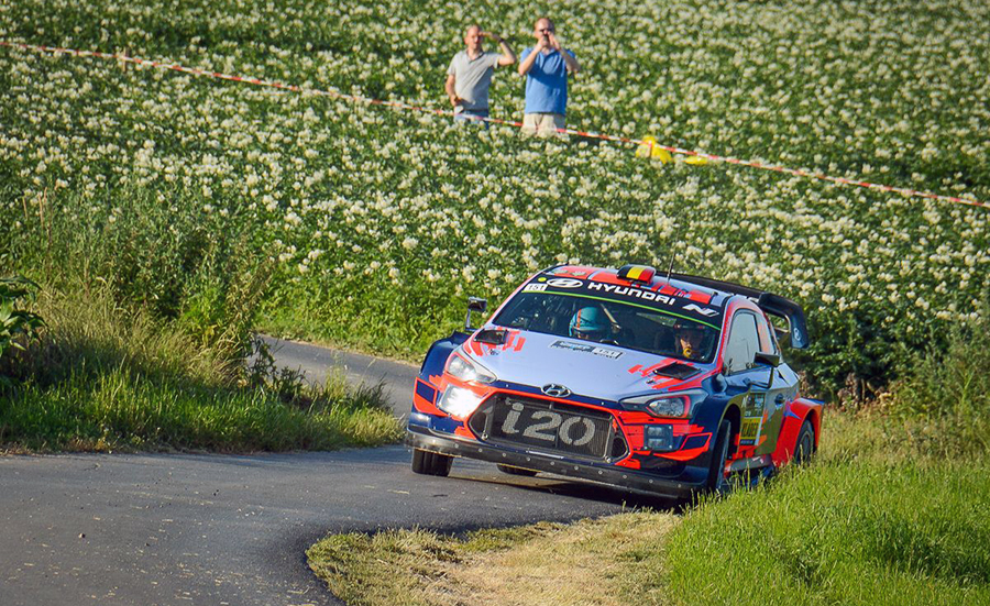 Datum Ypres Rally 2021 vastgesteld