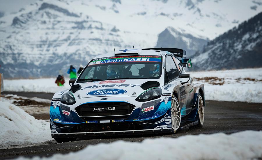 M-Sport onthult rijders voor WRC 2021