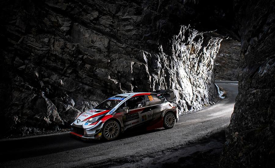 Monte Carlo Rally krijgt definitief groen licht