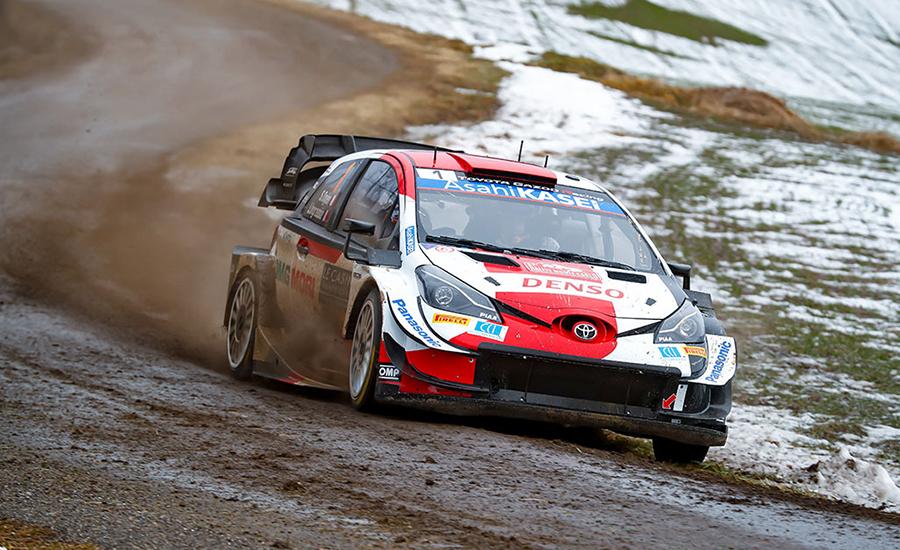 Ogier pakt historische Rallye Monte Carlo overwinning