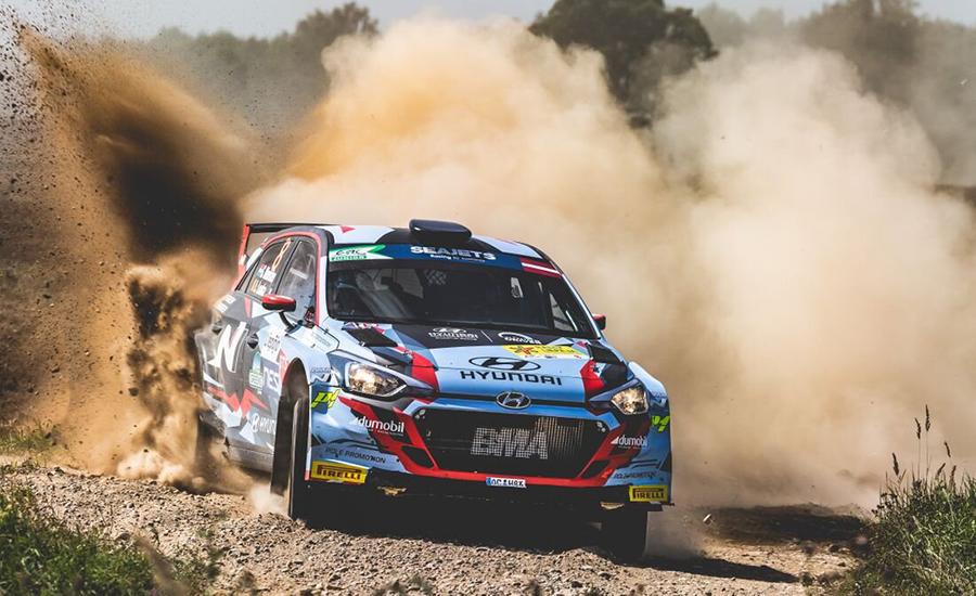 Update ERC 2021 Rally kalender