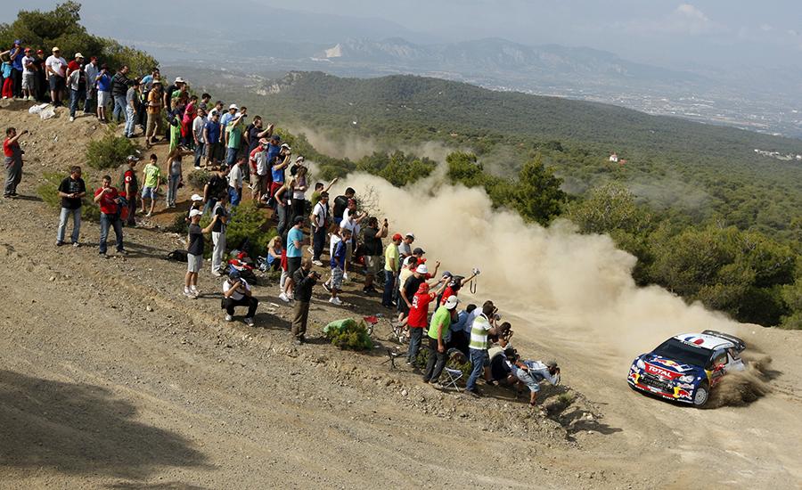 Acropolis Rally vervangt Rally Chili op WRC kalender