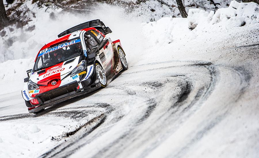 Huidige WRC teams bevestigen deelname hybride tijdperk